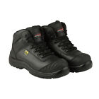 Metal Free Composite Safety Boots Falcon by Arma Footwear Work Boots ESD Rated