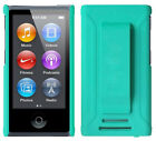 Hard Shell Case Cover Belt Clip Holster for Apple iPod Nano 7 7th-8th Gen