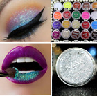 Iridescent Highlighter Makeup Powder Glitter Eyeshadow Beauty Eye Pigment Best