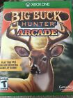Big Buck Hunter Arcade (Microsoft Xbox One, 2016)