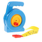 KID BIG TAPE MEASURE TOY MATH LEARNING MEASURING ROLE PRETEND PLAY GAME GIFT