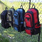 New double shoulder travel bag waterproof computer student backpack fashion love