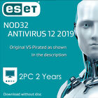 ESET Nod32 Antivirus 11 2018 Download edition 1 2 3 years  ESET Cyber Security 6