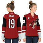 Shane Doan Arizona Coyotes Reebok Womens Premier Player Home Jersey Garnet