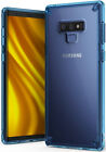 Galaxy Note 9 Case, Ringke [FUSION] Shockproof Protective Crystal Clear Cover