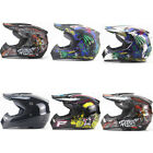Men Women Motorcycle Helmet off-road Helmets Mountain Bike Full Face Helmet DH