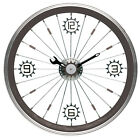 Maples Clock 16 Bike Wall Clock