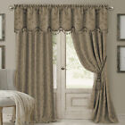 Mia Jacquard Damask Blackout Rod Pocket Single Curtain Panel - Best Reviews Guide