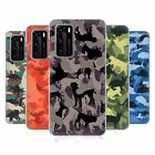HEAD CASE DESIGNS ANIMAL CAMO PATTERNS SOFT GEL CASE FOR HUAWEI PHONES