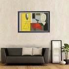 The Studio by Pablo Picasso Art Print Poster Museum Multi Size