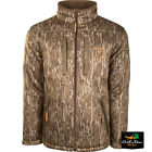 DRAKE NON-TYPICAL SILENCER FULL ZIP JACKET FULL CAMO COAT WITH AGION ACTIVE XLCoats & Jackets - 177868