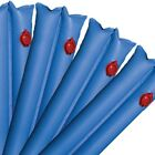 Robelle 10-foot Double-chamber Single-valve Winter Water Tubes for Swimming Pool