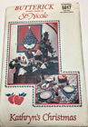U-Pick Vintage Patterns Christmas Decorations Toys Nightshirt Wreath Sleigh