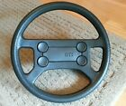 VW Mk1 GTI 4 button steering wheel golf rabbit cabriolet jetta OEM small spline