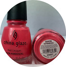 China Glaze Nil Polish * Outrageous * CGX 235 * Flirt Two Tango Lacquer 0.5oz