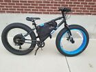 "RENT ETG Racing 26"" Folding, Mountain, Fat Tire Ebike ele..."