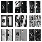 OFFICIAL NBA BROOKLYN NETS LEATHER BOOK WALLET CASE COVER FOR HUAWEI PHONES on eBay