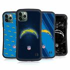 OFFICIAL NFL 2017/18 LOS ANGELES CHARGERS HYBRID CASE FOR APPLE iPHONES PHONES $18.35 USD on eBay