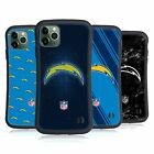 OFFICIAL NFL 2017/18 LOS ANGELES CHARGERS HYBRID CASE FOR APPLE iPHONES PHONES $18.47 USD on eBay