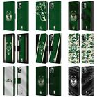 OFFICIAL NBA MILWAUKEE BUCKS LEATHER BOOK WALLET CASE FOR APPLE iPHONE PHONES on eBay
