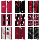 OFFICIAL NBA HOUSTON ROCKETS LEATHER BOOK WALLET CASE FOR APPLE iPHONE PHONES on eBay