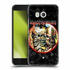OFFICIAL IRON MAIDEN ART HARD BACK CASE FOR HTC PHONES 1