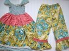 Persnickety Used Sets Meadow Dance Seaside 8-12 years