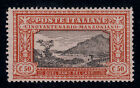 ITALY #168 Mint Hinged 50c A MANZONI 1923 Shows: LAKE COMO SCV $24.00