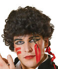 Mens Fancy Dress Party Adam Ant Style 80s Video Super Star Costume Or Wig UK