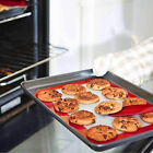 2 pcs Silicone Baking Sheet Mat Non-Stick Pastry Kitchen Tools Heat Resistant