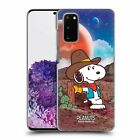 OFFICIAL PEANUTS SNOOPY SPACE COWBOY HARD BACK CASE FOR SAMSUNG PHONES 1