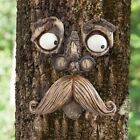 Tree People Faces Forest Decoration Face Yard Decor Sculpture Art Outdoor Resin