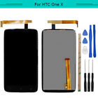 For HTC One X Full Lcd Display Assembly Touch Digitizer Replacement
