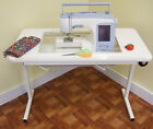 Janome Horizon 7700QCP - SEWING & QUILTING TABLE - NEW! by Arrow