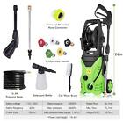 3600PSI 2.6Gpm Electric Pressure Washer Heavy Duty High Power CHEAP For Car Home photo