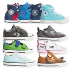 Converse Junior and Infant Chuck Taylor Hi Lo Styles Sizes and Colours