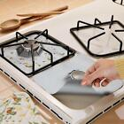 Внешний вид - 4PCS Reusable Gas Range Stovetop Burner Protector Liner Cover Cleaning Kitchen