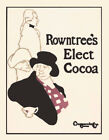 Decoration POSTER print.Rowntree's Elect Cocoa.Chocolate.Coffee shop.Bakery.6669