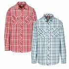 Trespass Collector Men`s Long Sleeve Shirt Quick Dry with Chest Pocket
