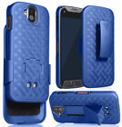 Kickstand Case Cover + Belt Clip Holster for Kyocera Duraforce Pro E6810 E6820