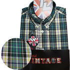 Warrior UK England Button Down Shirt TOOTS Hemd Slim-Fit Skinhead Mod