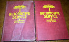 1935-38 1937 1936 Automotive Service Maintenance Repair Plymuth Ford Buick Chevy
