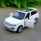 1pc New 1/32 Alloy Model Car Land Rover Range Rover Diecast Toys Pull back decor