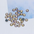 5A SS8 41Color Iron On Hotfix Rhinestone Flatback Glass stone for Fabric garment