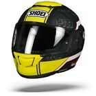 Shoei GT Air GT Air Luthi TC 3 Full Face Motorcycle Helmet Free Shipping