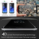 Samsung Galaxy S9 plus CASE FRIENDLY 6D Black HD Tempered Glass Screen Protector