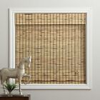 Arlo Blinds Rustique Bamboo Roman Shade with 54 Inch Height