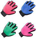 Dog Cat Silicone Cleaning Hair Brush Glove Comb Efficient Massage Pets Supplies