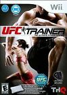 UFC Personal Trainer: Ultimate Fitnes for Nintendo Wii [New Games]