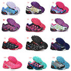 NEW Women's Salomon Speedcross 3 Athletic Sneakers Running Outdoor Hiking Shoes